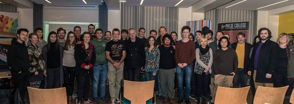 Pulse Masters take part in IMRO masterclass
