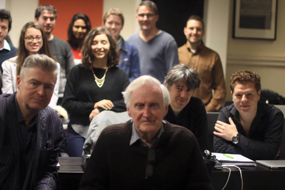 Class conversation with John Boorman